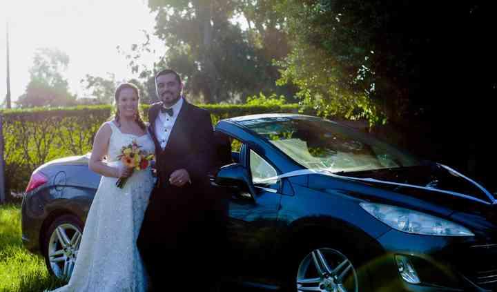 Auto de lujo para su boda