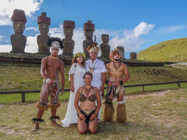 Matrimonios simbólicos