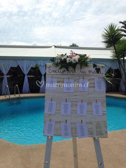 Lista de Mesa Invitados