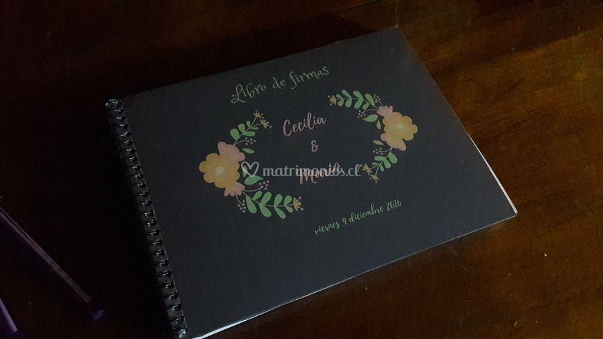 Libro de recuerdo
