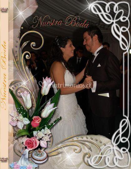 Ejemplo de DVD Matrimonio