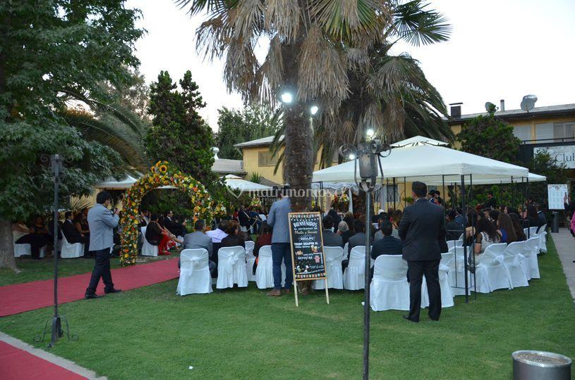 Jardín ceremonias