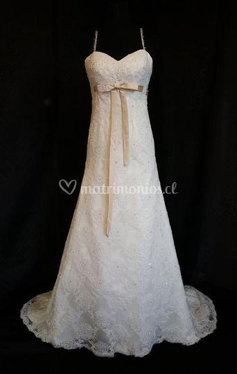 Vestido modelo Liatris