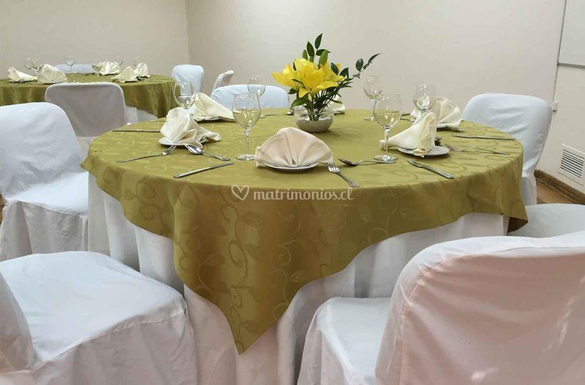 Servicio para bodas