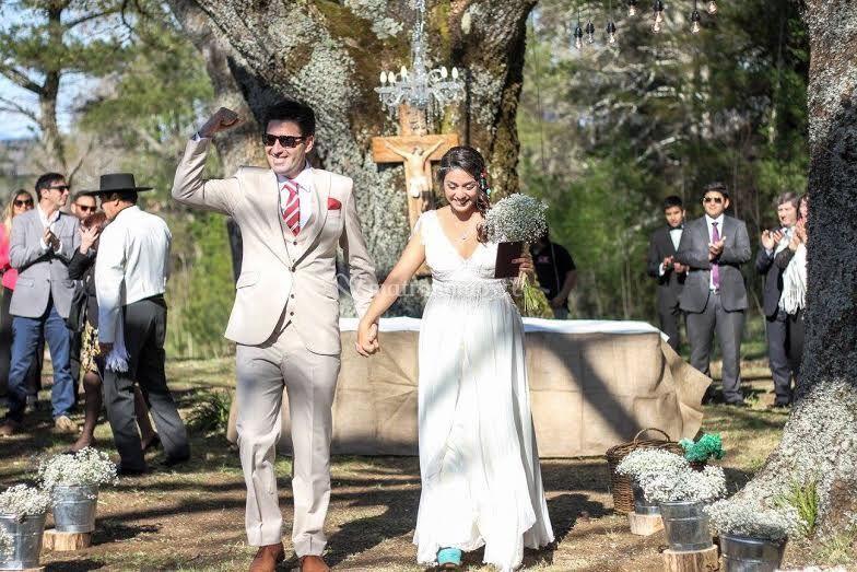 Matrimonio de dia