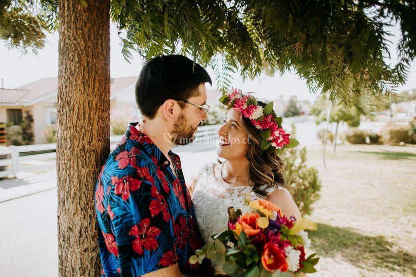 Karen & Claudio