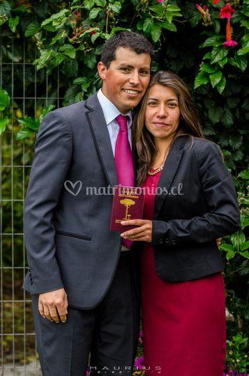 Civil Leyla y Rene