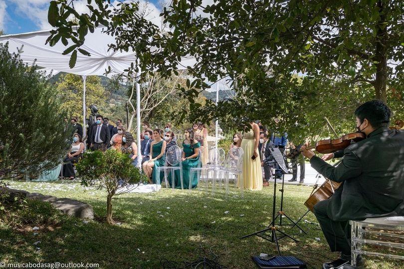 Ceremonia fiestas