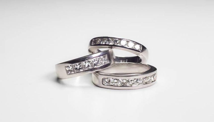 Bonitos anillos