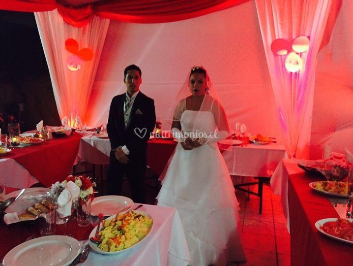 Matrimonio pequeño