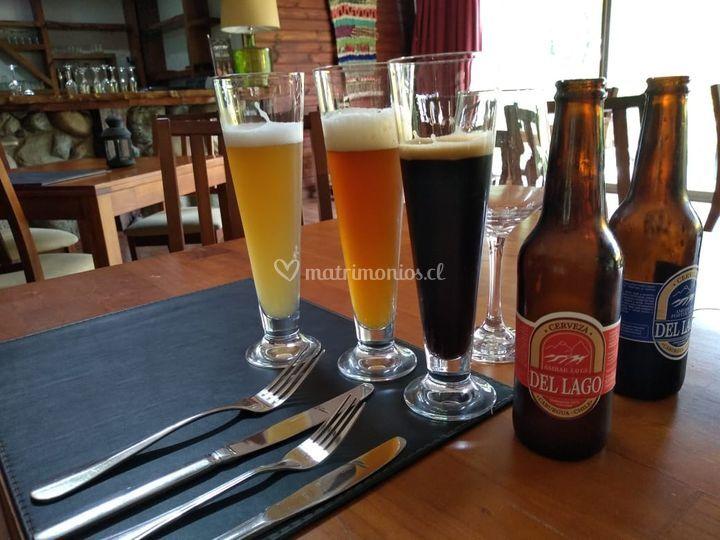Degustación cerveza artesanal