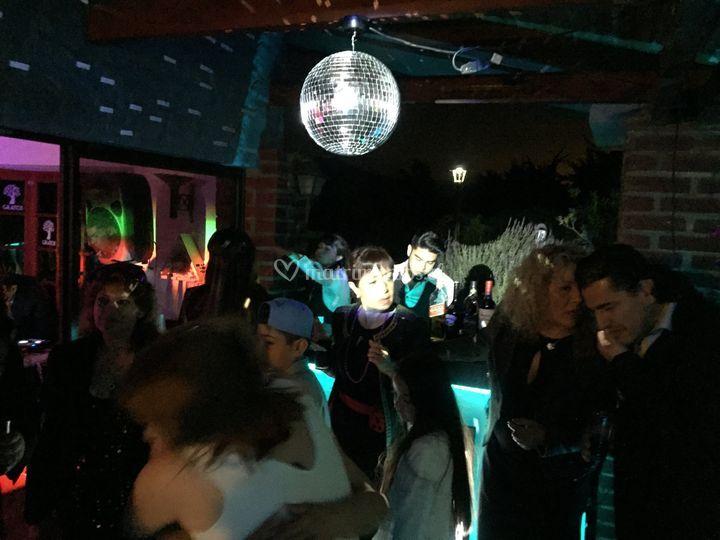 Barra fiesta