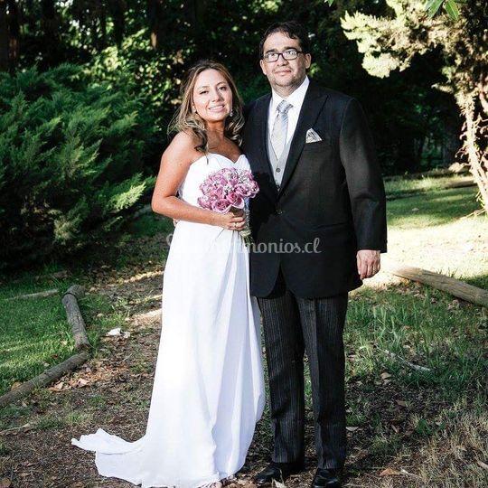 Matrimonio Arellano Ahumada