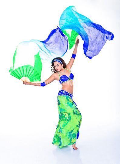 Bailarina profesional