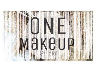One makeup logo