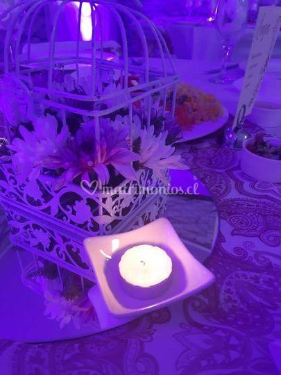 Hermosa boda