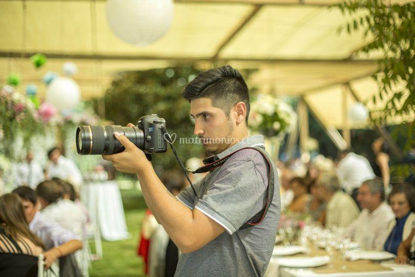 El Videografo Max Avendano