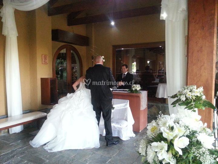 Matrimonios 2014