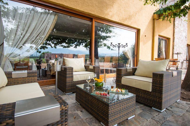 Terrazas lounge