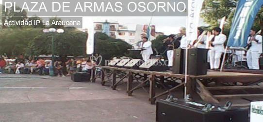 Plaza de Armas Osorno