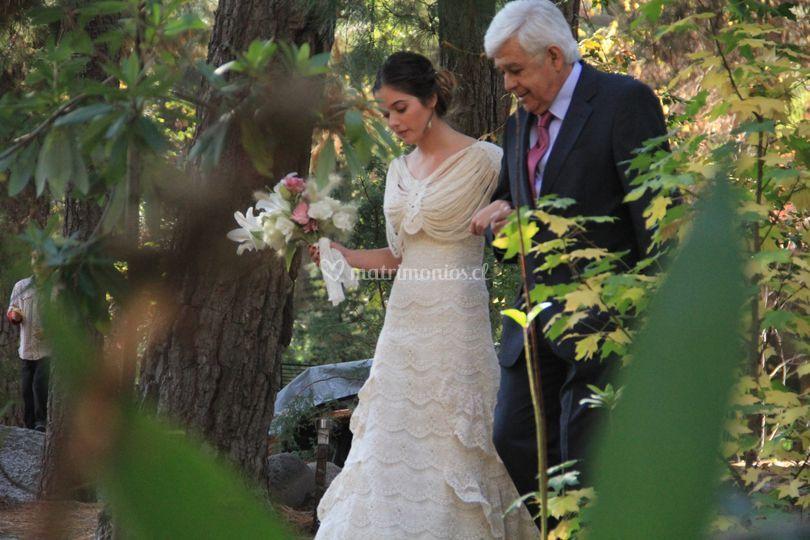 Bajada de la novia