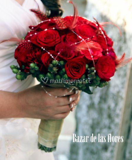 Rosas ecuatorianas y minirosas
