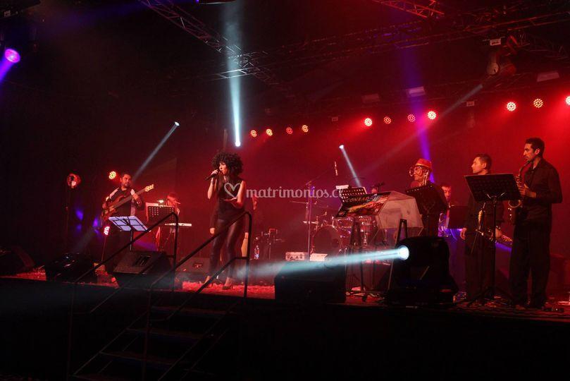 Orquesta Candela en vivo