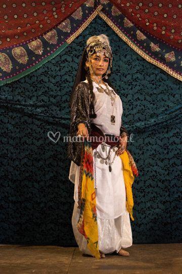 Danzas orientales antiguas