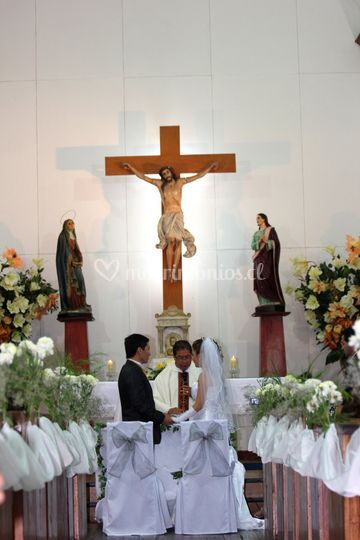 Matrimonio en Iglesia