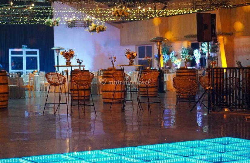 Salon principal matrimonio