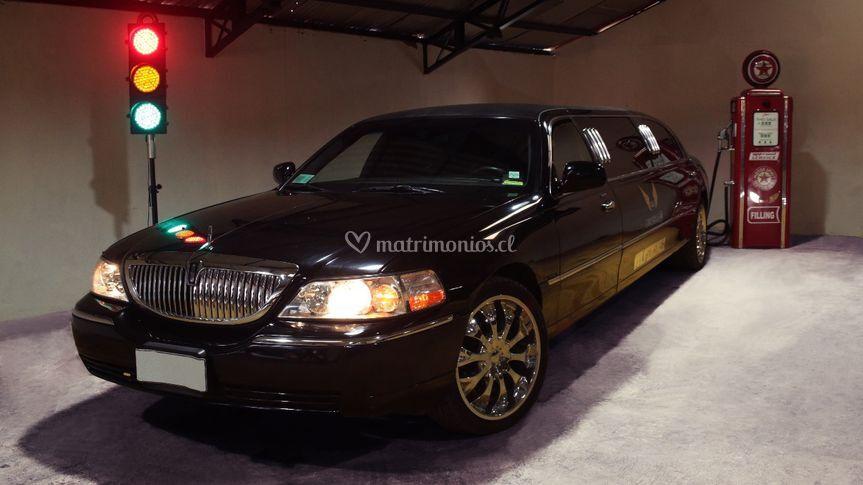Lincoln royale 6 pasajeros