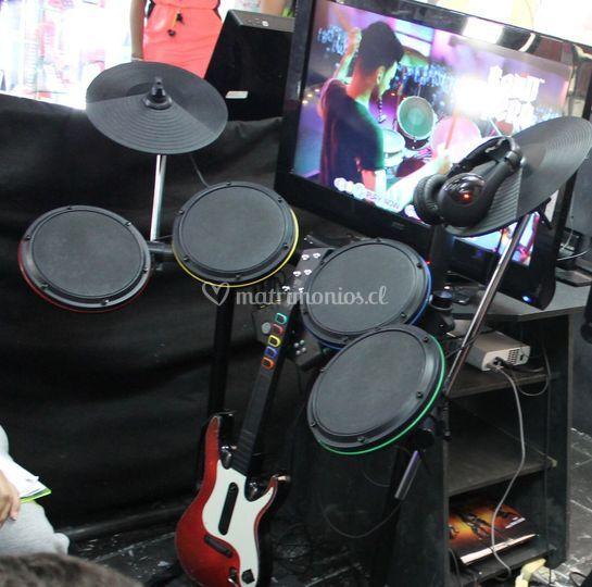 Simulador de grupo musical