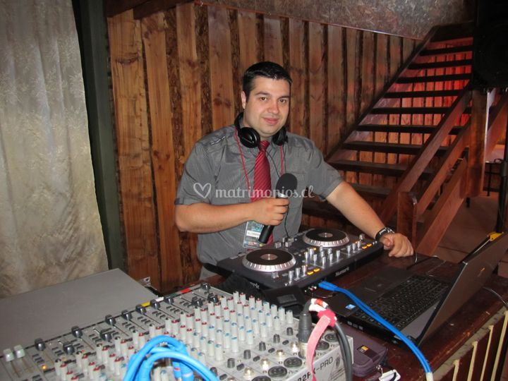 DJ musicalización