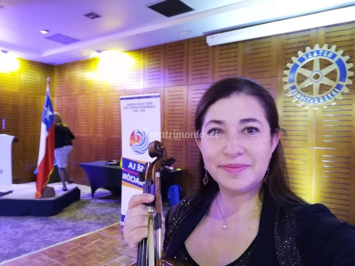 Evento club rotary. Los angeles