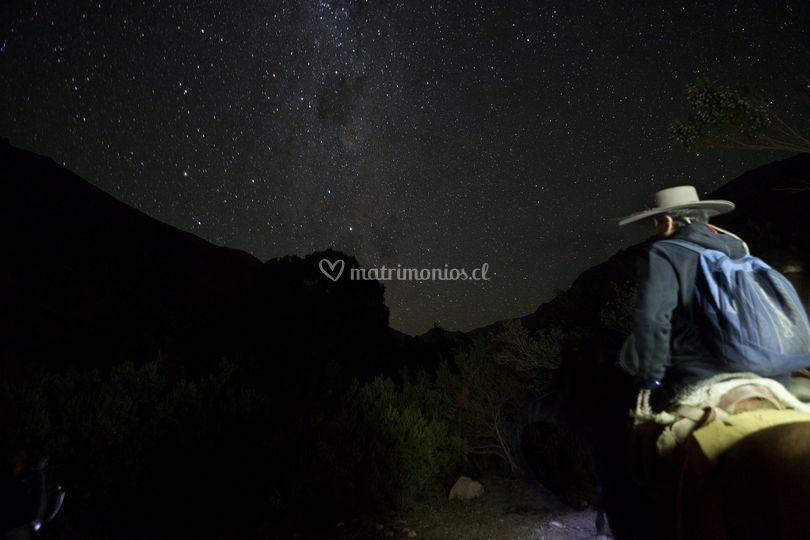 Acércarse a las estrellas