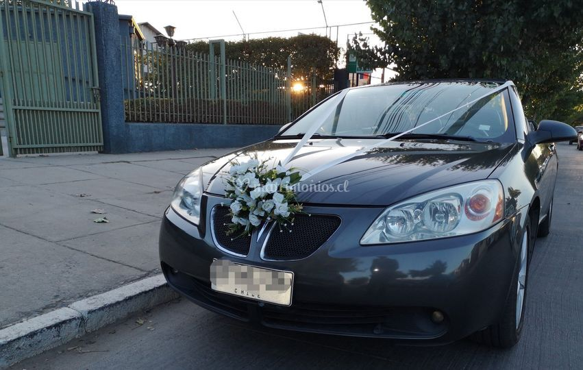 Matrimonio Peñablanca. Pontiac