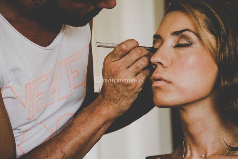 Preparación Jessi&Jorge