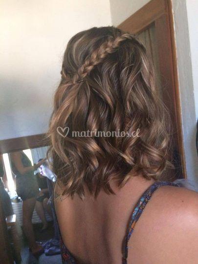 Peinado hermana