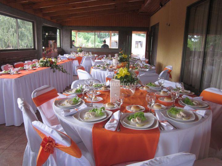Montaje de invitados