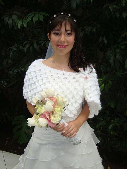Novia: Emilia Escalona