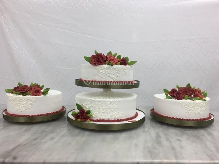 Tortas complementarias