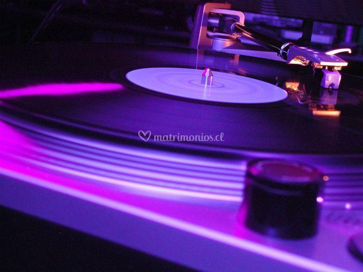 DJ y VJ