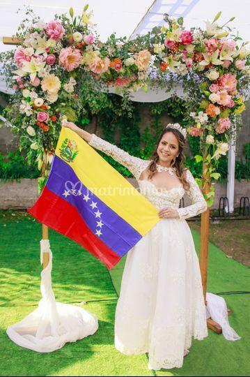 Novia venezolana