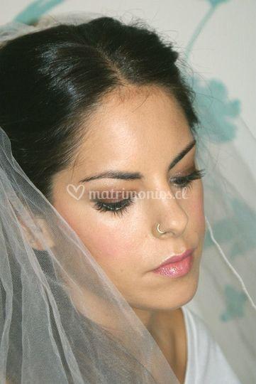 Maquillaj novia