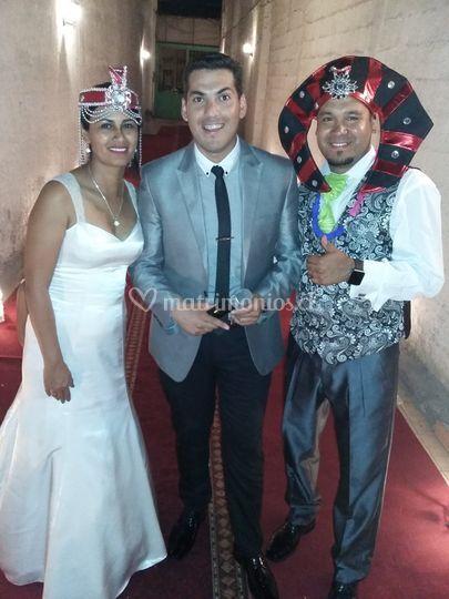 Otro matrimonio feliz