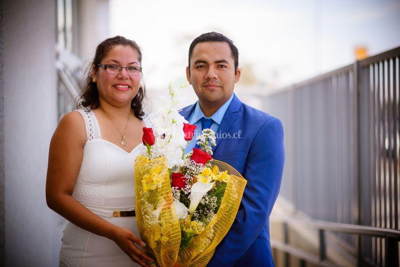 Civil Pedro y Claudia