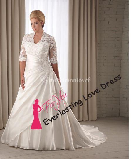 Vestidos de novia usados en los angeles