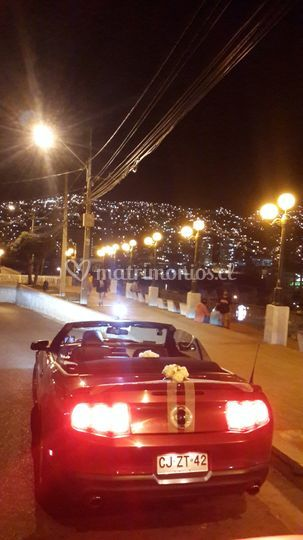 Novios Mustang Valparaiso