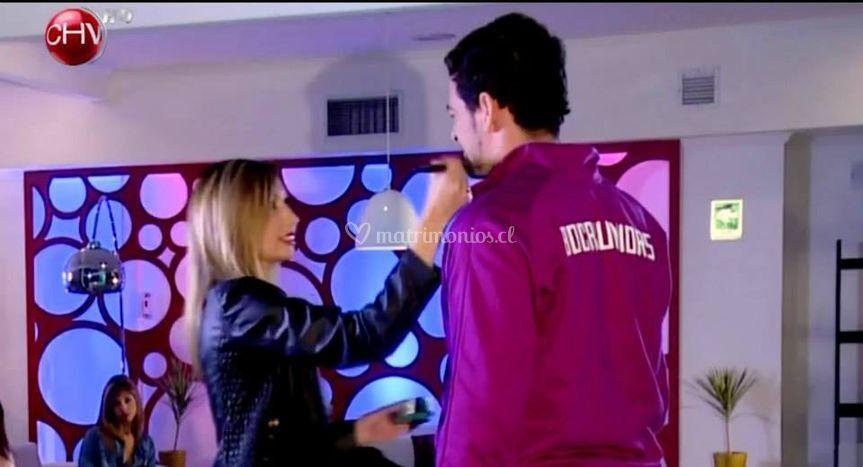 """Makeup Tv """"manos al fuego"""" CHV"""