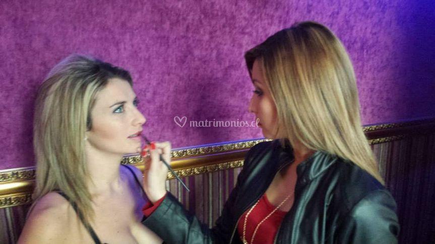 Makeup para Natali Massinari